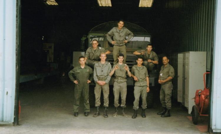 bitche 97/10 1997 - 57E REGIMENT D ARTILLERIE