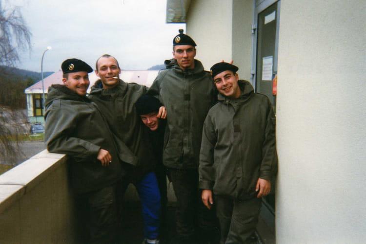 B3, un des goupes des pointeurs-tireurs 2000 - 57E REGIMENT D ARTILLERIE