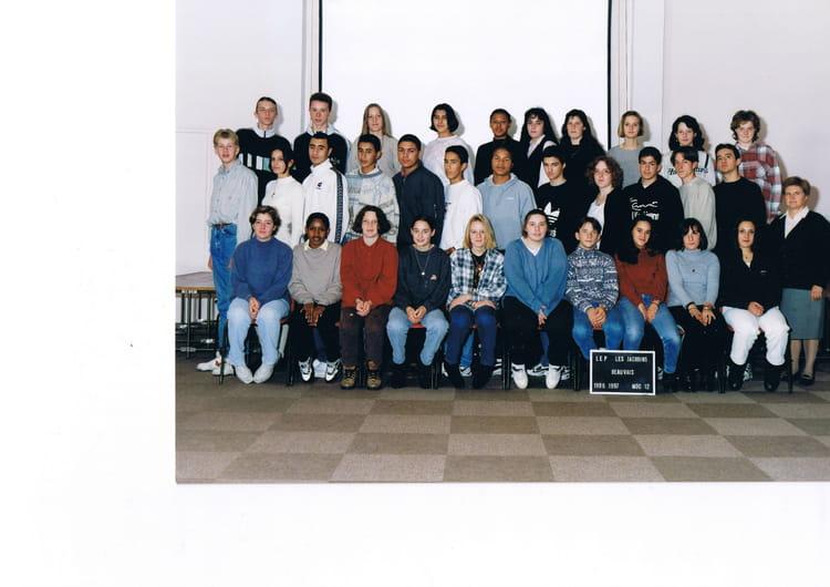 Photo de classe mdc12b de 1997 lyc e professionnel des - Lycee jacobins beauvais portes ouvertes ...