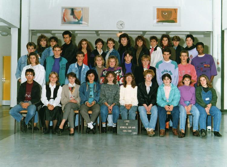 photo de classe 1ere annee cap bep acc de 1989 lyc e professionnel copains d 39 avant. Black Bedroom Furniture Sets. Home Design Ideas