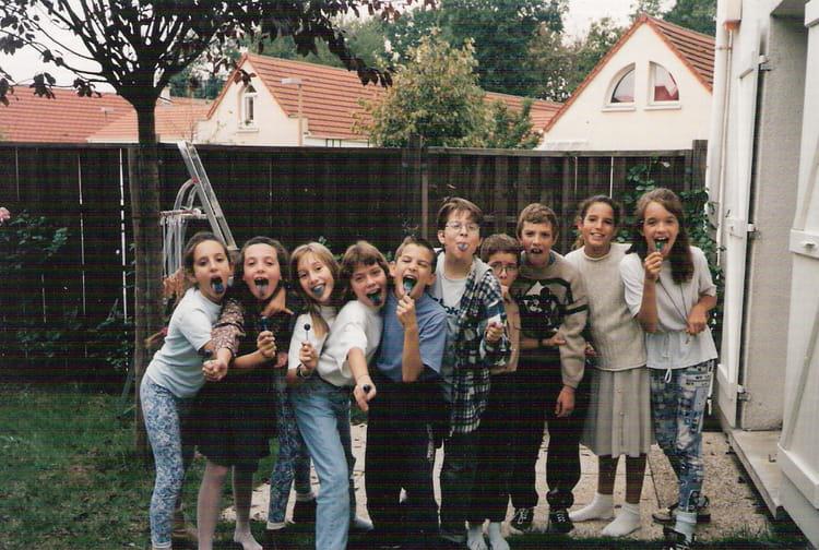Lycée Rey Bois Guillaume - Photo de classe Annif de sélanie de 1995, Ecole Bois Guillaume Copains d'avant