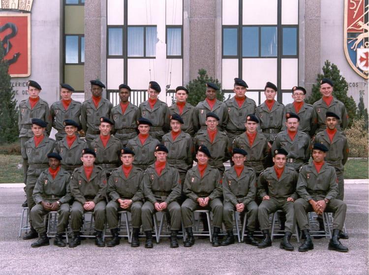 contingent 92/10 1992 - 57E REGIMENT D ARTILLERIE