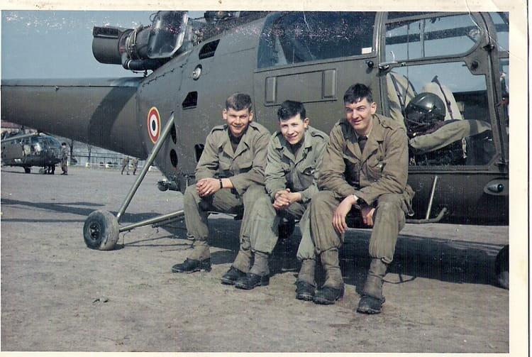BITCHE-ville 1966 - 1ER R.I.M.