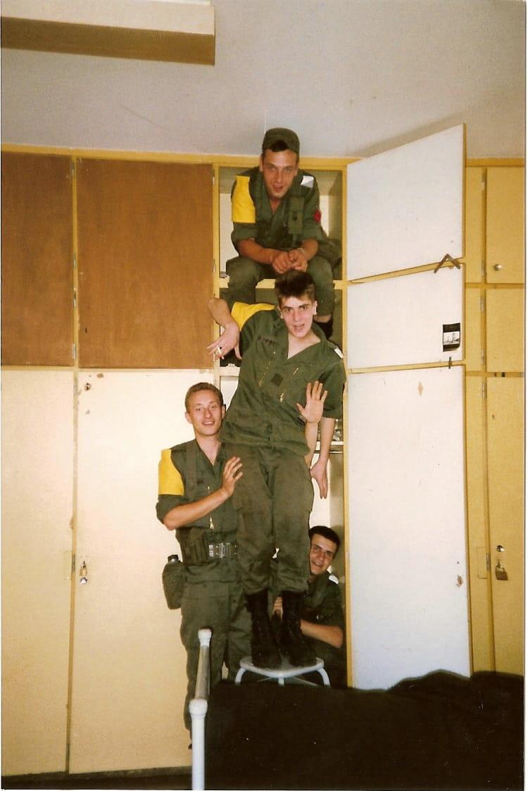 1987/12 1988 - 57E REGIMENT D ARTILLERIE