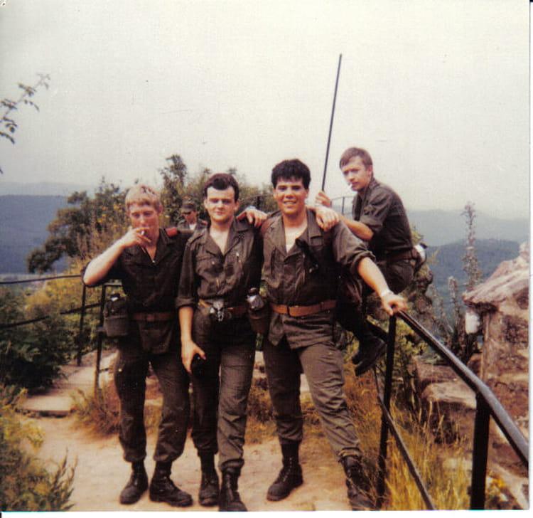 84/04 1984 - 57E REGIMENT D ARTILLERIE