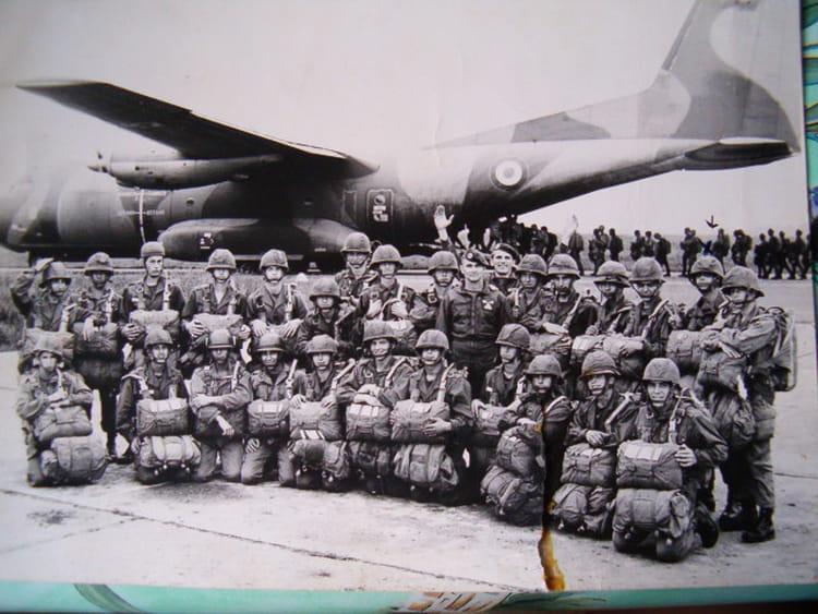 1973 - Gilles Le Vaillant embarquement à l'ETAP - 1er RCP 3828199