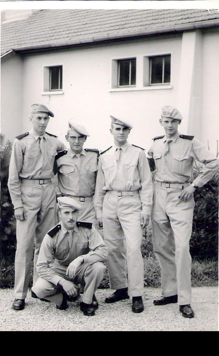 Classe BITCHE-camp 1966 - 1ER R.I.M.