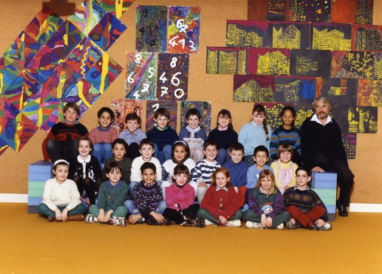 photo de classe ce2 de 1993 ecole louis aragon saint jean de la ruelle copains d 39 avant. Black Bedroom Furniture Sets. Home Design Ideas