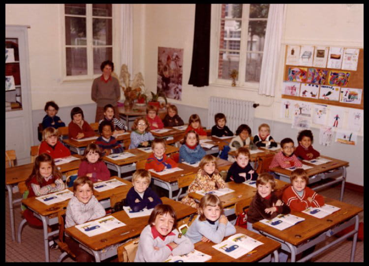 1981 1981 - ECOLE NAVARRE
