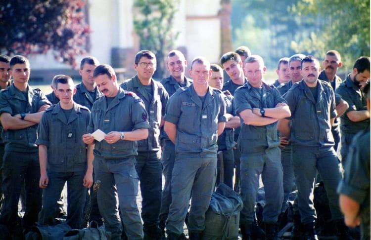 Rally Chef de Char 1996 1996 - 4EME CUIRASSIERS