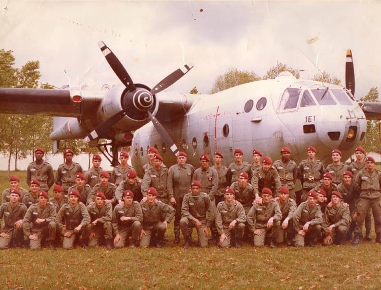 1981 - en souvenir de notre bon vieux Noratlas classe 04/81 3801586