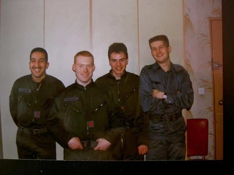 les pilotes en force !! 1993 - 57E REGIMENT D ARTILLERIE