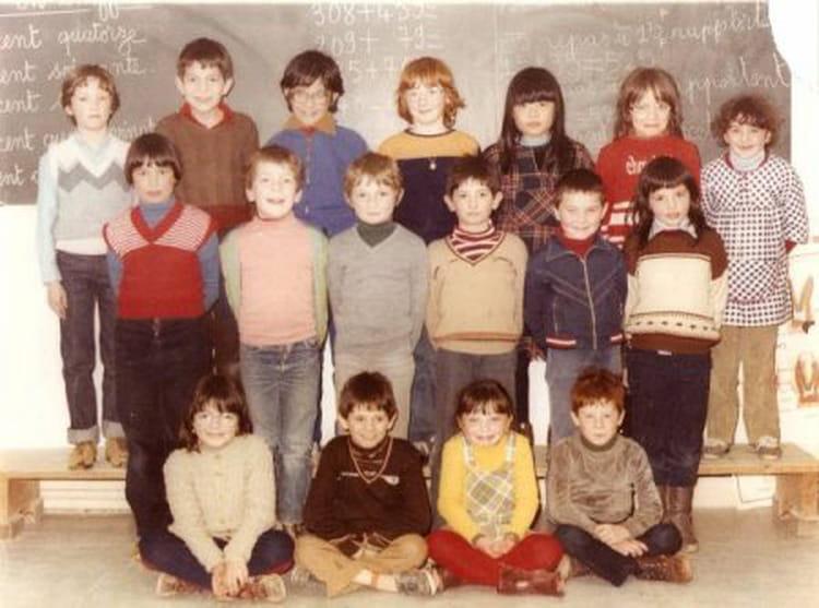 photo de classe st dizier leyrenne 80 81 de 1980 ecole primaire saint dizier leyrenne. Black Bedroom Furniture Sets. Home Design Ideas