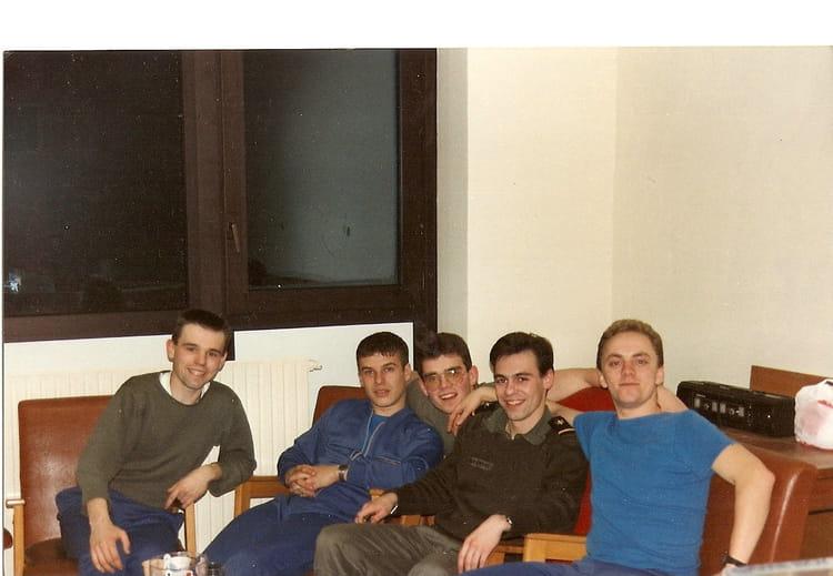 zéro dans le borrrdellll 1993 - 57E REGIMENT D ARTILLERIE