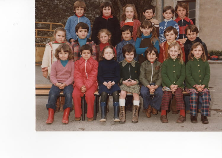 Photo de classe ecole cleon d 39 andran de 1978 ecole olivier de serres cl - Ecole olivier de serres ...