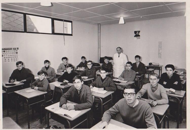 3 ème 1966 - CEG GARCONS GODERVILLE