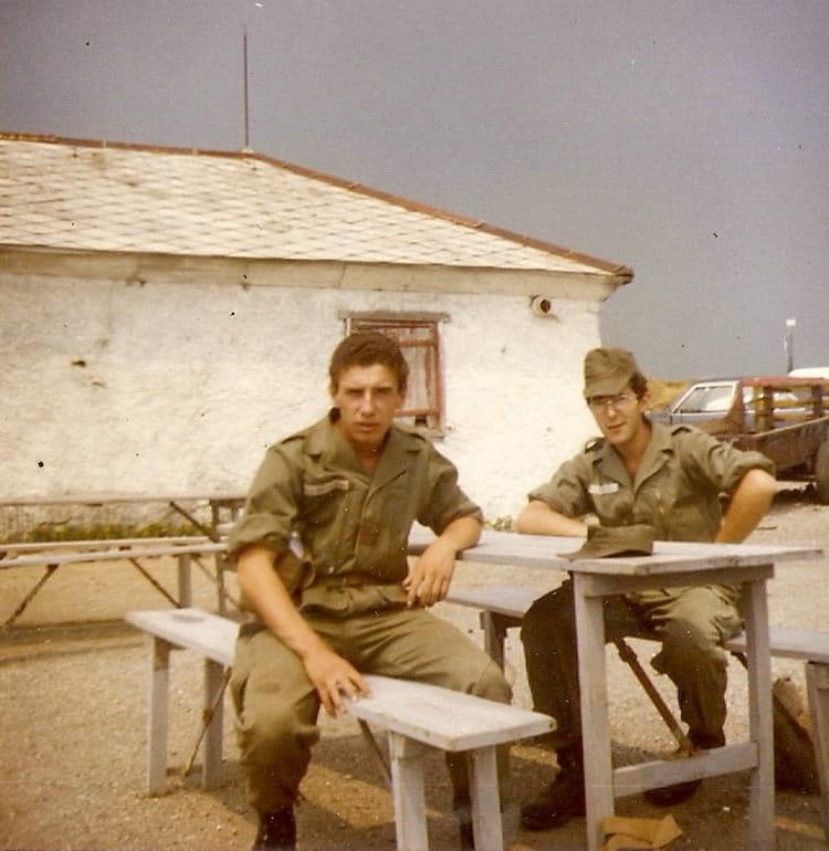Le repos du guerrier 1976 - 57E REGIMENT D ARTILLERIE