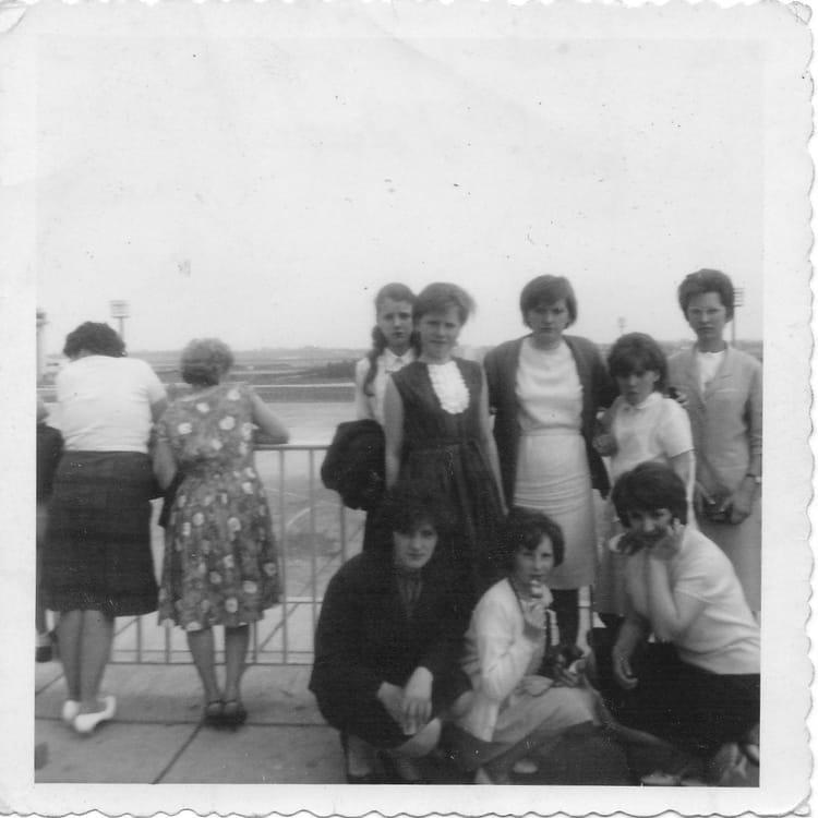 Photo de classe certificat d 39 tudes primaires de 1964 ecole georges sand copains d 39 avant - Charline vanhoenacker vie privee ...