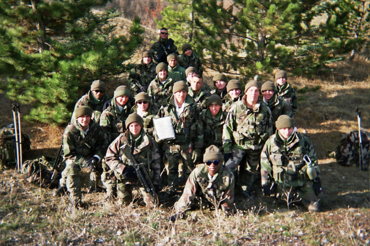Armee de terre 2005 - 43 ri armée de terre