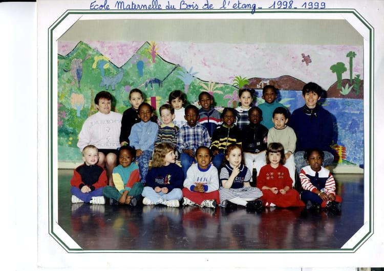 Classe des Moyens de 1998, Bois De Letang  Copains davant ~ Bois De L Etang