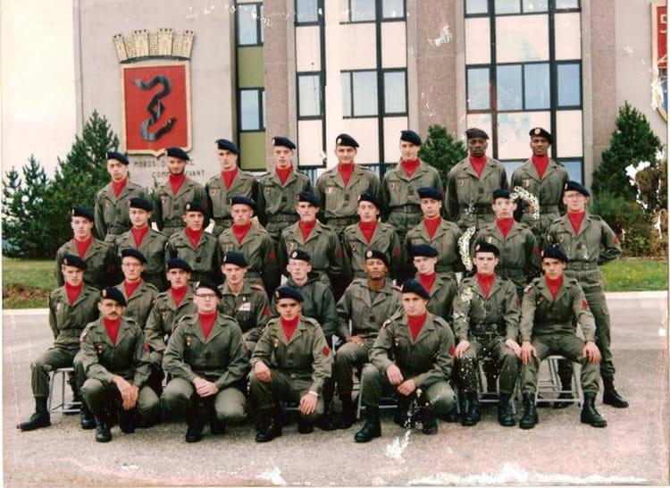 57e R.A 1993 - 57E REGIMENT D ARTILLERIE