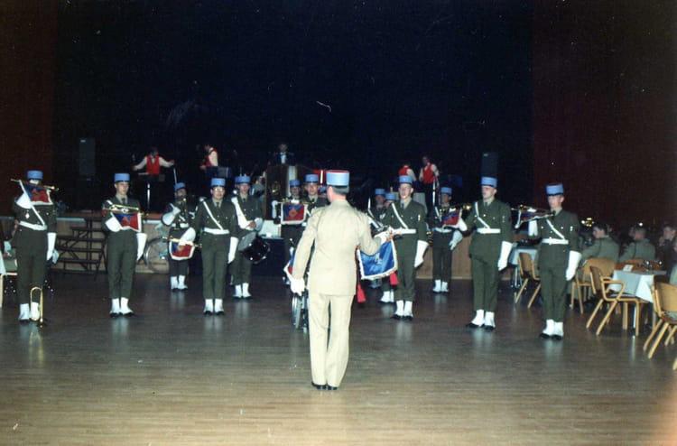bolero militaire 1990 - 4EME CUIRASSIERS