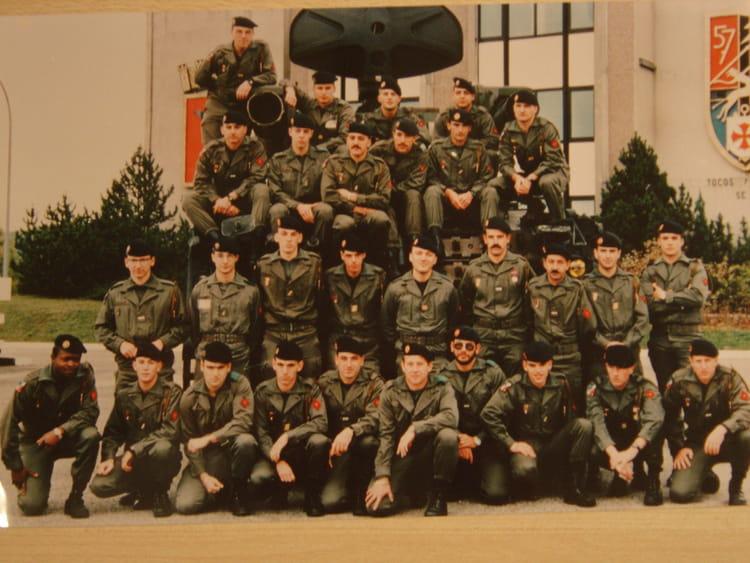 4eme Batterie 57eme RA 1993 - 57E REGIMENT D ARTILLERIE