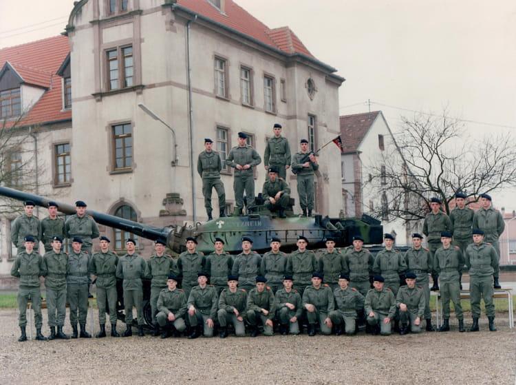 4ème RC, EDI, 93/02 1993 - 4EME CUIRASSIERS