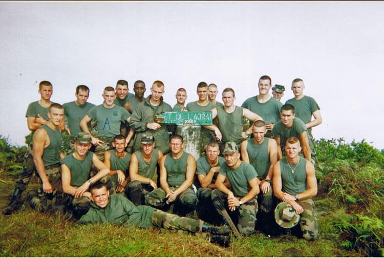 L'AORAÏ 2000 - 57E REGIMENT D ARTILLERIE