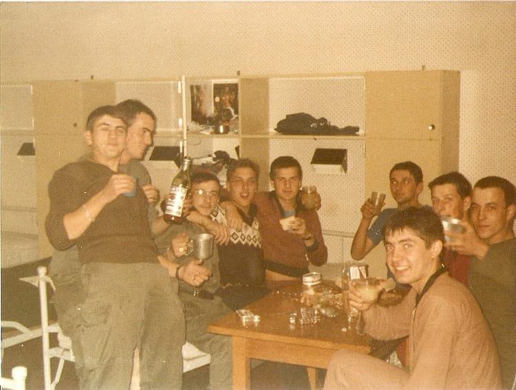 57 ra 1981 - 57E REGIMENT D ARTILLERIE