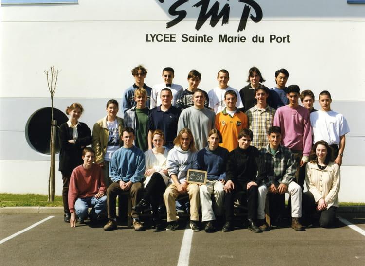 Photo de classe premi re s1 1996 1997 de 1997 lyc e - Lycee sainte marie du port les sables d olonne ...