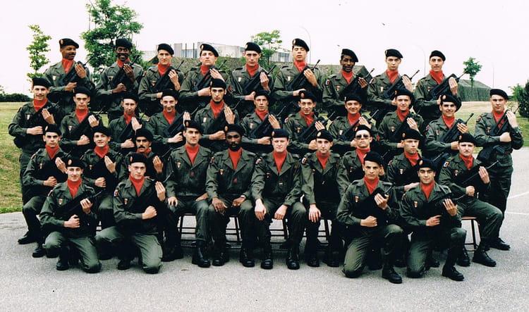 Classe 88/06 1988 - 57E REGIMENT D ARTILLERIE