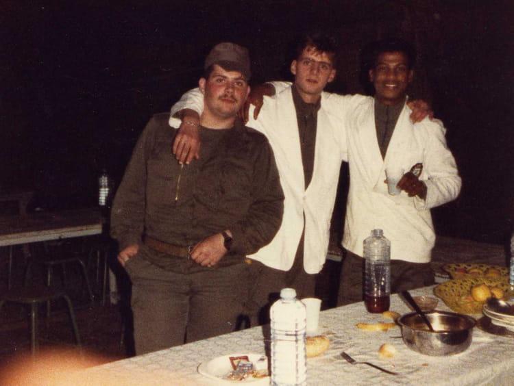 barbe au cul ;;;; 1987 - 57E REGIMENT D ARTILLERIE