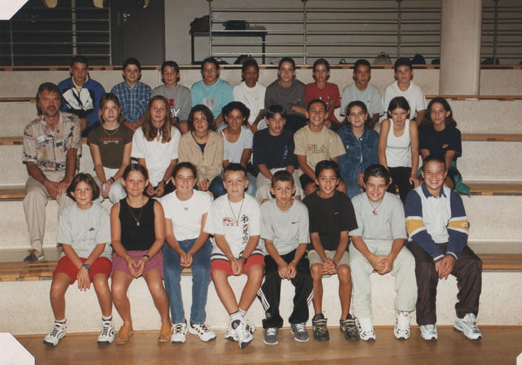 Photo de classe 5 me5 de 1999 coll ge jean bernard - College jean moulin salon de provence ...