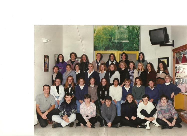 Photo de classe san soc de 1997 lyc e alphonse daudet for Lycee alphonse daudet