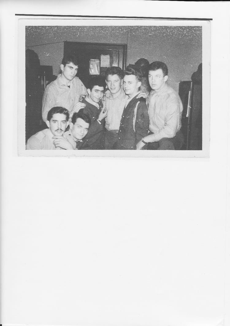 groupe amis 64 1c 1964 - 1ER R.I.M.