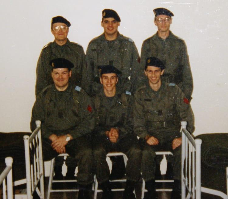 copain de chambre 1996 - 57E REGIMENT D ARTILLERIE