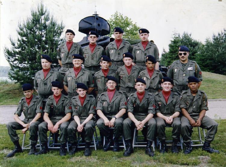 57 RA juin 1993 1993 - 57E REGIMENT D ARTILLERIE