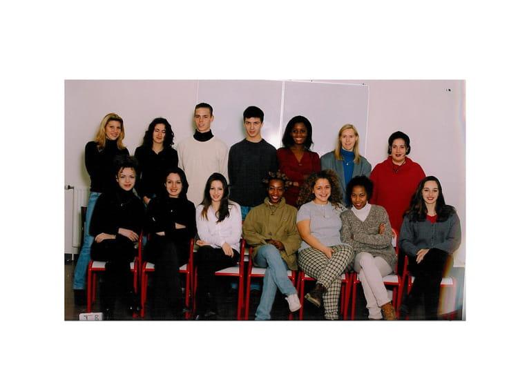 photo de classe t8 de 1997 lyc e albert einstein copains d 39 avant. Black Bedroom Furniture Sets. Home Design Ideas