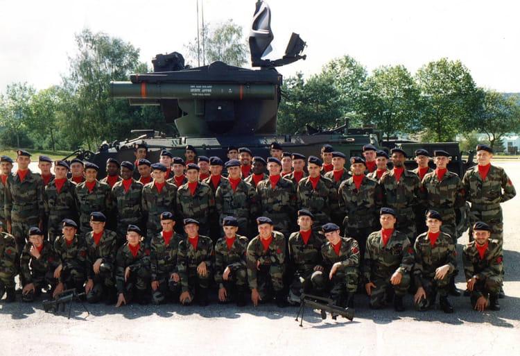 Contingent 99/08 - B2 du 57ème RA 1999 - 57E REGIMENT D ARTILLERIE