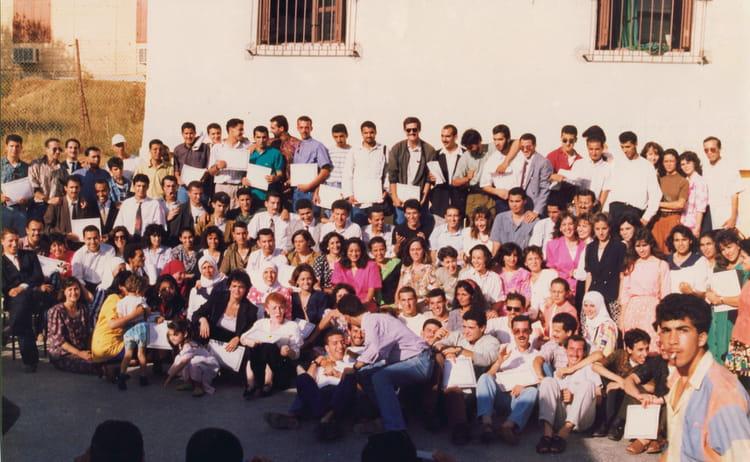 Photo de classe promo 1992 de 1992 ecole nationale for Adresse ecole veterinaire maison alfort