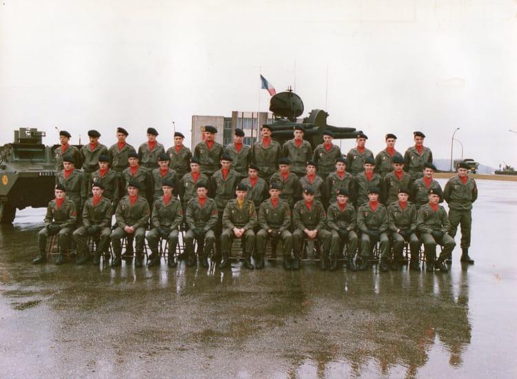 57ème R.A 1989 - 57E REGIMENT D ARTILLERIE