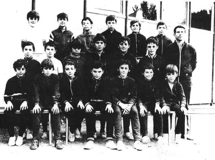 Photo de classe 6e viala lacoste de 1969 coll ge viala lacoste copains d 39 avant - Lycee viala lacoste salon de provence ...