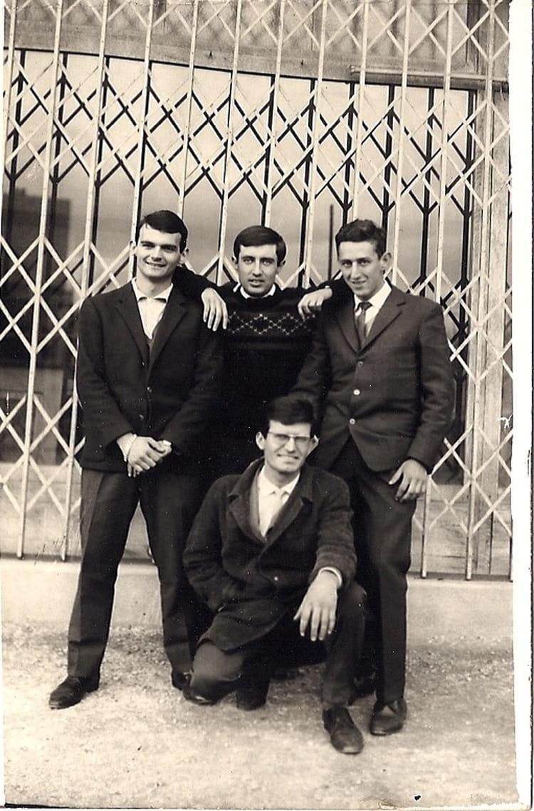 En perm a Marseille 1965 - 1ER R.I.M.