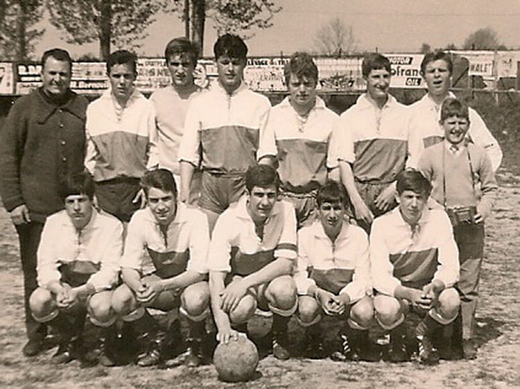 Equipe junior 30 avril 1967 1967 - Usot