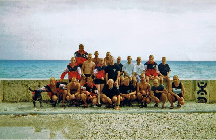 MURUROA 2000 - 57E REGIMENT D ARTILLERIE