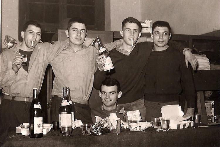 Soiree Anniversaire 1965 - 1ER R.I.M.