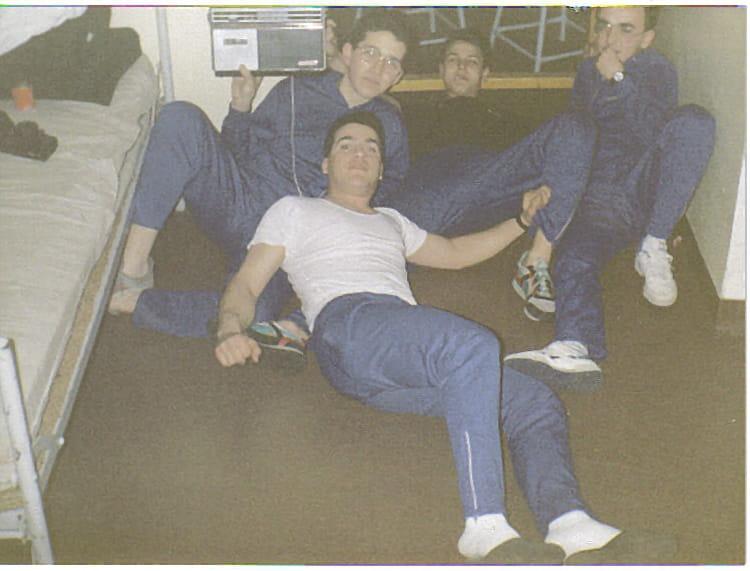 pote d armée 1990 - 57E REGIMENT D ARTILLERIE