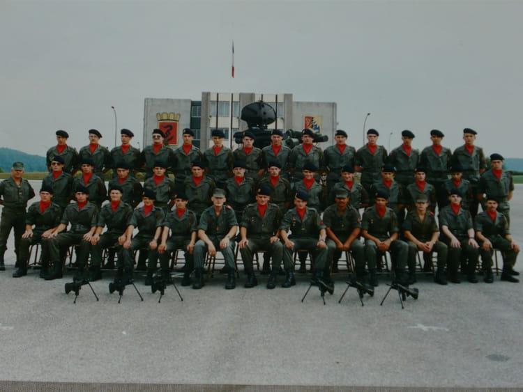89/08 1989 - 57E REGIMENT D ARTILLERIE