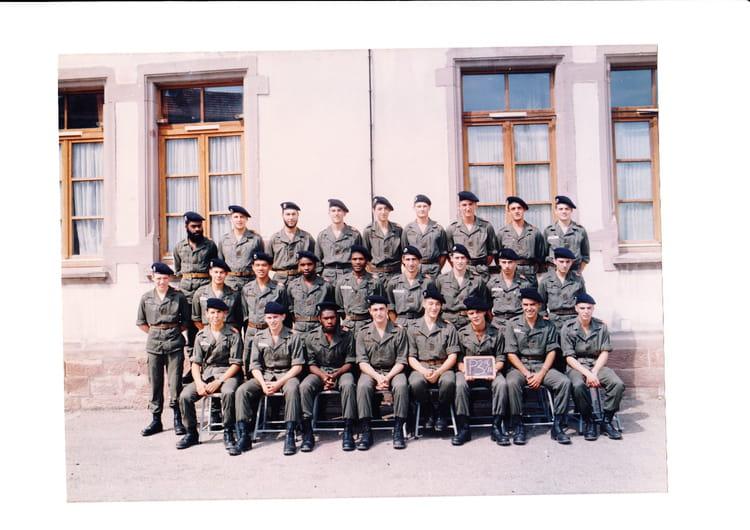 4eme cuirassiers 1986 - 4EME CUIRASSIERS